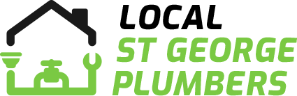 local st george plumber logo